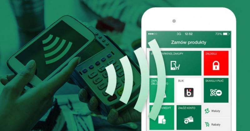 BZ WBK: 10 zł premii za dwukrotne użycie aplikacji mobilnej – promocja dla obecnych klientów Banku.