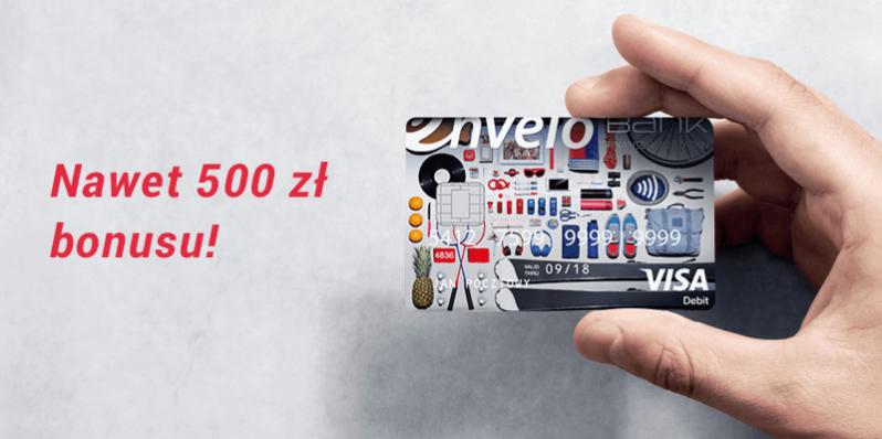 EnveloBank promocja