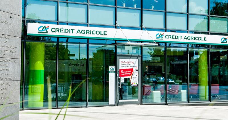 50 zł za polecanie konta Credit Agricole