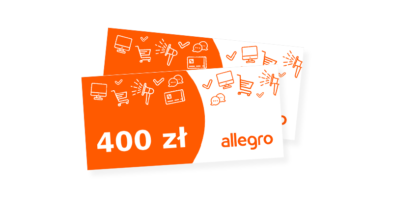 Nowa Edycja Odbierz Kupon Do Allegro Na 400 Zl W Mega Promocji Karty Simplicity Moniaki Pl