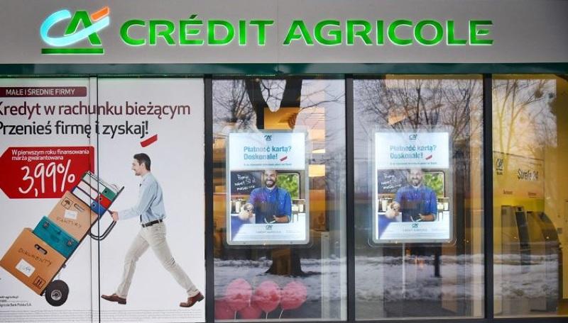 Do 300 zł moneybacku z kartą kredytową Credit Agricole