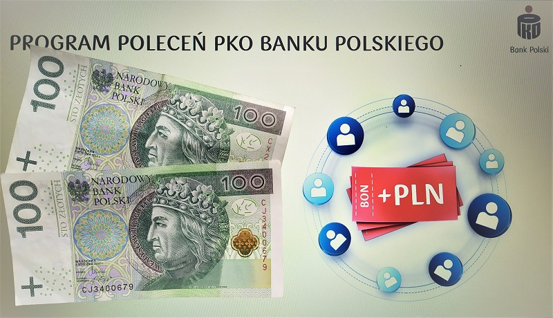 Do 1000 Zl Za Polecanie Konta Osobistego W Pko Bp Moniaki Pl